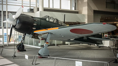 Mitsubishi Zero A6M5 Type 0 Model 52 manufacture number 4240