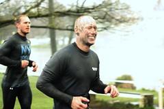 Smiling (blondinrikard) Tags: race göteborg sweden gothenburg competition april obstaclecourse tävling 2015 slottsskogen lopp löpartävling hinderbana toughviking toughvikingrace