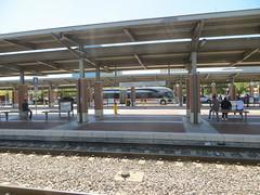 20140910 46 Amtrak, Fort Worth, Texas (davidwilson1949) Tags: bus texas amtrak fortworth trinityrailwayexpress fwta