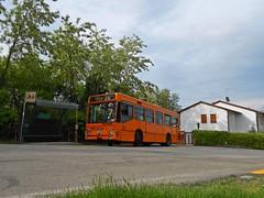 AIM n°273 al capolinea di Valmarana - linea 41 (AlebusITALIA) Tags: italy bus italia tram publictransport autobus vicenza veneto tpl trasporti mobilità trasportipubblici aimmobilità