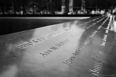 World Trade Center - 9/11 Memorial (FredRphotos) Tags: nyc usa ny newyork pool worldtradecenter wtc 911memorial tatsunis