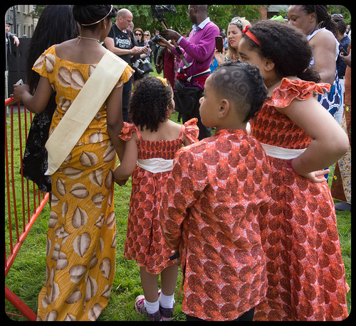 THE BEST DRESSED PEOPLE AT AFRICA DAY 2015 [FARMLEIGH HOUSE IN DUBLIN] REF-104470