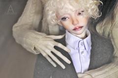 Oliver Rin (AnMoony) Tags: boy doll luv bjd custom zaoll bjdoll