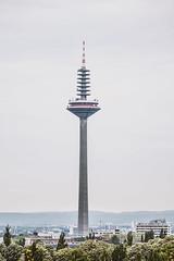 Tower of Europe (Fenchel & Janisch) Tags: frankfurt fernsehturm frankfurtammain europaturm towerofeurope fernsehturmfrankfurt