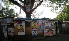 Elections 2016 campaign signs 11 (_gem_) Tags: street city urban sign typography words text philippines politicians signage manila type metromanila politicianssigns elections2016