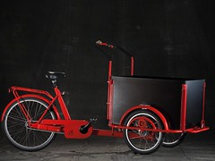 Bakfiets-Classisc-Red