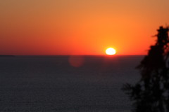 IMG_6957 (sjj62) Tags: sunset seascape doorcounty sunsetting doorcountywi 40d ellisonbaywi ellisonbluffstatenaturalarea