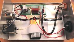 A Mic of Constant Sorrow, part IV (Solarbird) Tags: maker homerecording homestudio diyaudio carbonmicrophone telephonemicrophone carbonmic telephonemic handsetmicrophone makeraudio
