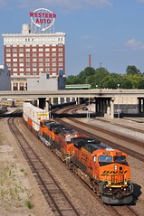 BNSF 7505 6669 7050 Kansas City Union Station (Railblazer) Tags: kansascity bnsf westernauto burlingtonnorthernsantafe kansascitymissouri bnsfrailway bnsfrailroad burlingtonnorthernsantaferailway burlingtonnorthernsantaferailroad doublestacktrain kansascityterminal kansascityunionstation westernautosign bnsftrain burlingtonnorthernsantafetrain burlingtonnorthernsantafedoublestacktrain bnsfdoublestacktrain westernautosignkansascity westernautobuildingsign westernautobuildingsignkansascity bnsfkansascityunionstation