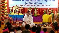 IMG-20160526-WA0021 (sbatemple) Tags: 21st may 12th discourse ramayana 2016 valmiki