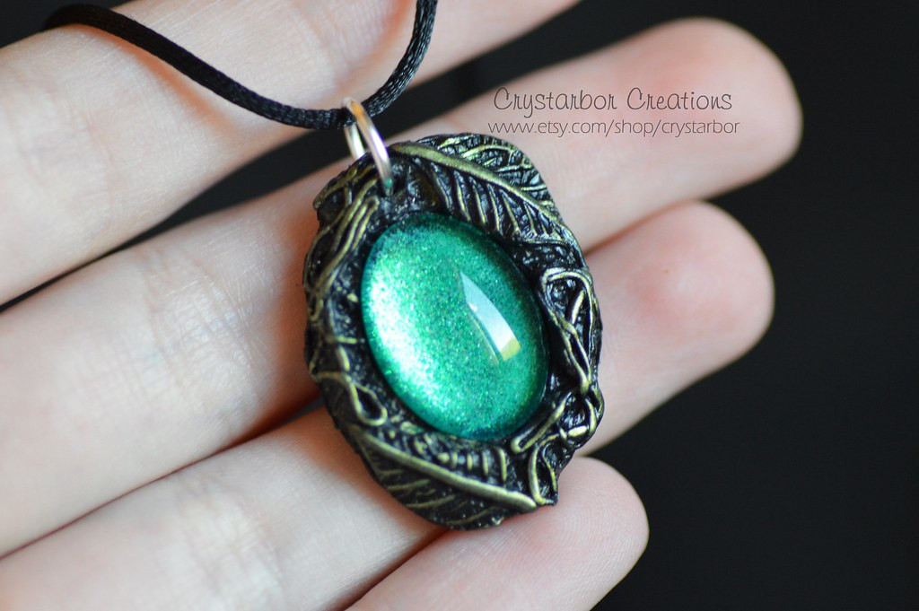 The worlds best photos by crystarbor creations flickr hive mind elven leaf woodland necklace lord of the ring jewelry woodland enchanted botanical elf green aloadofball Images