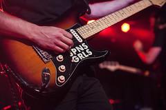 JPNSGRLS @ O2 Academy 11 (preynolds) Tags: musician music rock logo concert punk raw dof guitar stage gig livemusic noflash fender japanesegirls guitarist alternative mark2 tamron2470mm canon5dmarkii counteractmagazine