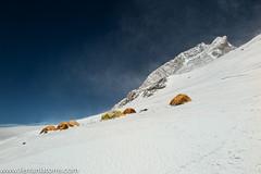 165-Makalu Lha (7500m). C2 i Makalu (ferran_latorre) Tags: mountain himalaya alpinismo everest alpinism ferranlatorre