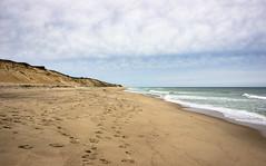 newcomb hollow beach (malenajax) Tags: ocean sky beach sand waves capecod findyourpark