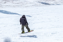 Hoverboard (WarpFactorEnterprises) Tags: mountain canon whistler tamron snowboarder t4i 150600mm spring2016