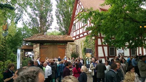 Weinverkostung mit 13 Weingütern