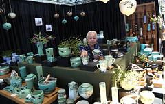 Special Handling Pottery (beppesabatini) Tags: california richmond bayarea artsandcrafts kpfa craftsfair artsfair cranewaypavilion 941kpfa 2ndannualkpfasummerartsfair2016 kpfasummerartsfair