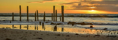 Almost a good sunset maybe tomorrow night (Kev Anderson) Tags: sunset seascape