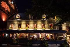 Le Jardin Nelson, Vieux-Montréal (yravaryphotoart.com) Tags: night restaurant montreal soir nuit vieuxmontreal placejacquescartier canonefs1022mmf3445usm canon7d lejardinnelson yravaryphotoart yravaryphotoartcom
