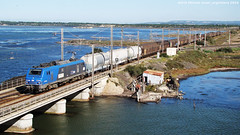 Regiorail a Port-la-Nouvelle (tunel_argentera) Tags: train tren railway zug fret ferrocarril portlanouvelle regiorail