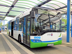 Solaris Urbino 12 III, #2502, SPAD (transport131) Tags: bus autobus zditm szczecin solaris urbino spad