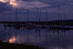 Wards Marina (careth@2012) Tags: sunset