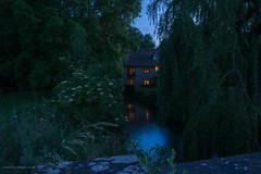 BlueSomertonL-3649 (toniertl) Tags: longexposure trees mist reflection silhouette night river dark evening meadow valley fields bluehour somerton cherwellvalley nikkor2885 toniphotoxoncouk