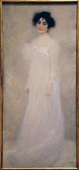 Gustav Klimt - Serena Pulitzer Lederer 1899 (ahisgett) Tags: new york art museum met metropolitian