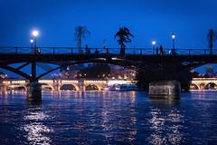 Pont Des Arts (eScapes Photo) Tags: paris france pontdesarts artbridge