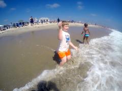 G0062172 (Tom Simpson) Tags: ocean beach newjersey nj nate nathaniel jerseyshore avonbythesea