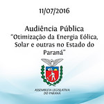 Audi�ncia P�blica 11/07/2016