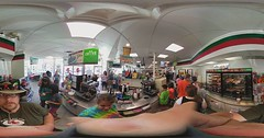 Joining the rush for a free slurpee at #7-11 on 7/11/16. The cashier said they'd gone through 1100 -1200 slurpee cups so far that day. #360 #panorama #lg360cam #lg #crowd #utah #utahphotography #utahphotographer #flickr (explorediscovershare) Tags: panorama that for utah flickr day crowd free 360 gone lg cups rush 1200 through said 711 far slurpee cashier 1100 the joining theyd utahphotographer utahphotography 71116 instagram lg360cam