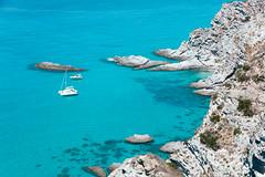 Sea (pinomangione) Tags: pinomangione capovaticano tropea calabria italiy sea landscape blu mare acqua mediterraneo sud