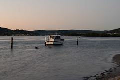Early morning at the waterfront (Merrillie) Tags: woywoy landscape nature water d5500 nswcentralcoast newsouthwales sea nsw centralcoastnsw boat photography nikon outdoors seascape australia centralcoast waterscape bay