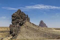 was (Kool Cats Photography over 7 Million Views) Tags: newmexico canon landscape photography volcano lava rocks geology shiprock ef24105mmf4lisusm canoneos6d