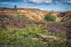 Parys Mountain Copper Mine_ (angela.rendell) Tags: mountain wales copper parys