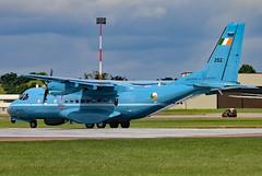252 (GH@BHD) Tags: 252 casa cn235 irishaircorps riat riat2016 royalinternationalairtattoo military turboprop aircraft aviation