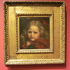 Little Red Riding Hood (pefkosmad) Tags: littleredridinghood watts painting art public oxford oxfordshire oxon ashmoleanmuseum museum perrault fairytale girl child artgallery victorian