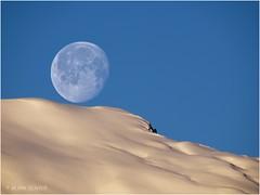 Lune meringuée