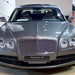 Bentley Flying Spur V8 at the 36th Bangkok International Motor Show thumbnail