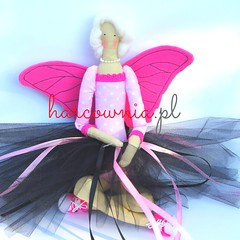 Merlina my new tila fsiry (harcownia.pl) Tags: butterfly doll handmade fairy gift tilda giftidea handmadedoll butterflyfairy tildas rękodzieło ręcznierobione tildamania ilovetilda tildaaccesories harcownia tildafriend