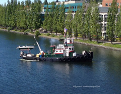 7188_Thea Belle (lg evans Maritime Images) Tags: seattle boats fishing maritime wa week tugboat tender rta 2015 workboat portagebay syc chrisfoss lgevans maritimeimages theabelle lgevans