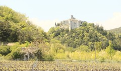 St Thom au soleil (Caro2607) Tags: village ardche rhnealpes saintthom
