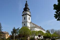 2015_Tótkomlós_1219 (emzepe) Tags: church hungary kirche utca lutheran église ungarn tavasz templom lajos 2015 széchenyi hongrie április kossuth tótkomlós evangélikus luteránus lutheránus