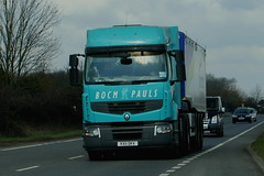 RENAULT KX11DKV BOCM PAULS (WESTROWMAN) Tags: pauls bocm sohambypass renaultlorry kx11dkv