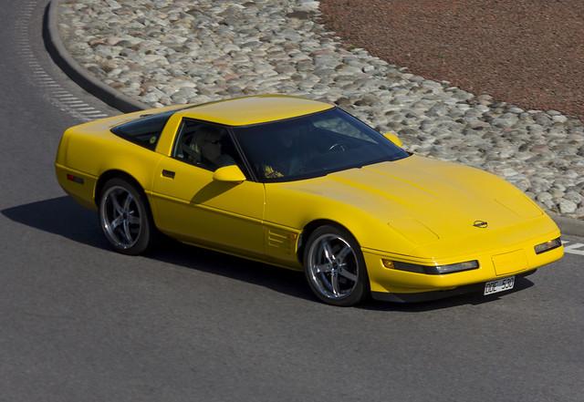car spring sweden 1994 haninge handen chevroletcorvette