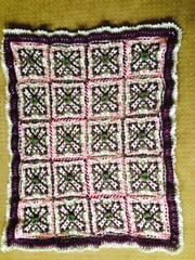 Deanne Moscrop (The Crochet Crowd®) Tags: crochet mikey cal divadan crochetalong yarnspirations cathycunningham thecrochetcrowd michaelsellick danielzondervan freeafghanpattern mysteryafghancrochetalong freeafghanvideo caronsimplysoftyarn