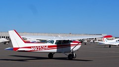 Cessna 172M Skyhawk (N9252H) 1975 3 (Jack Snell - Thanks for over 26 Million Views) Tags: ca old wallpaper tree classic wall museum breakfast plane vintage paper airplane jack airport force antique space aircraft air vacaville jimmy flight center historic legends 1975 travis oldtimer pancake nut veteran base skyhawk cessna fairfield snell doolittle 172m jacksnell707 n9252h