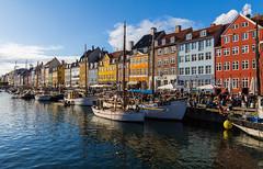 Copenhagen harbor - Nyhavn