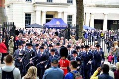 Grenadier Guards Parade (hansziel99) Tags: street england streetart london nikon europe may streetphotography mai gb nik 2015 nikoncapturenx2 nikond7000